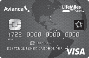Avianca LifeMiles Vuela Visa