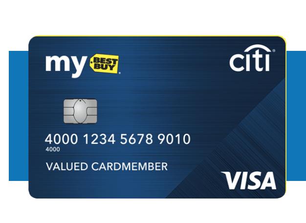 My Best Buy Visa Card (6% back in rewards for Elite Plus members)