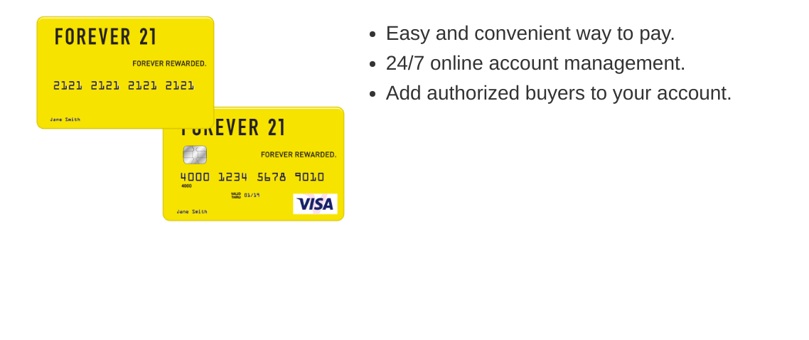 Forever21 Rewarded Credit Card and Loyalty Program (15% Off Worth It?)
