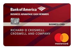 Bank of America 123BizCash Offer ($200 Bonus Credit)