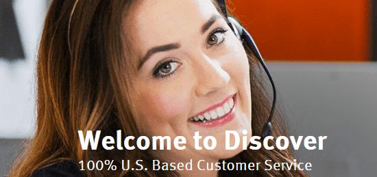 discover customer service