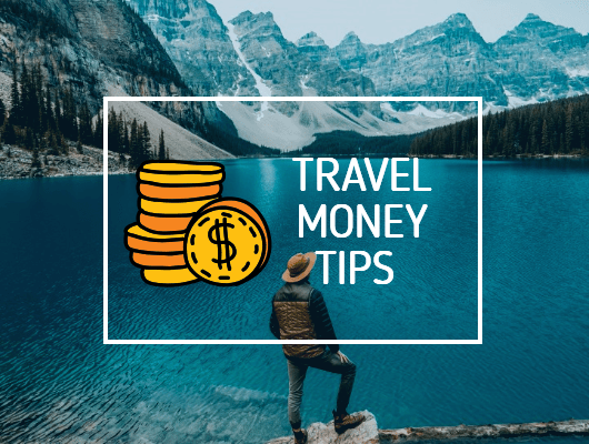 Travel money tips