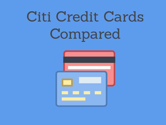Best Citi Credit Card 2018: Citi Credit Cards Compared
