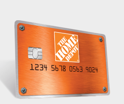 www.homedepot.com/applynow with reference number – Card Offers