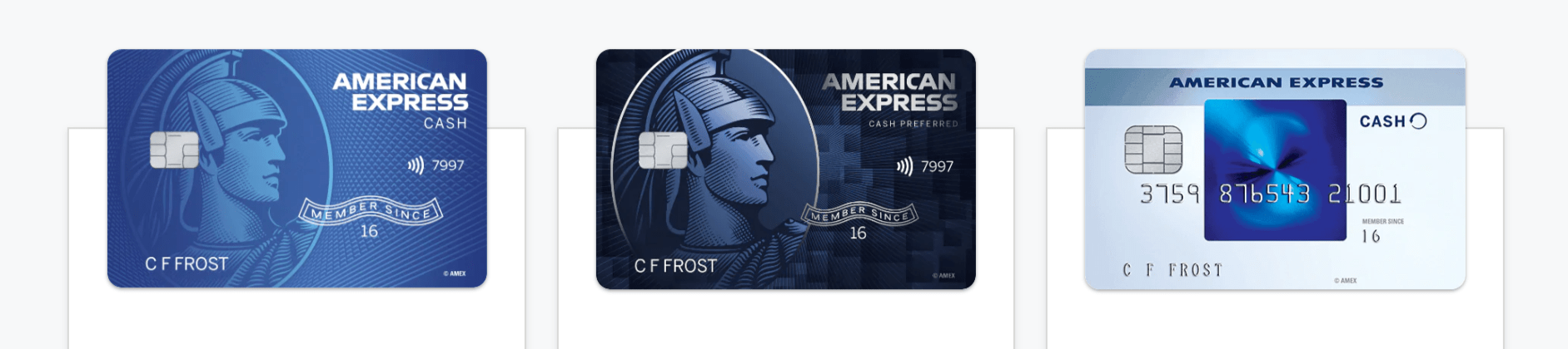 American Express Cashback Credit Cards