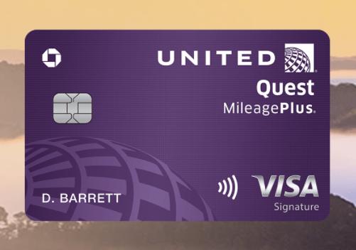 PursueYourQuest.com/100k – Get 100,000 Bonus Miles With United Airlines